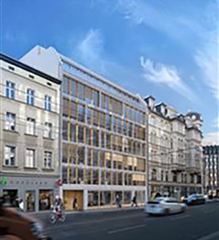 Berlin, Invalidenstraße 113 / Chausseestraße 20
